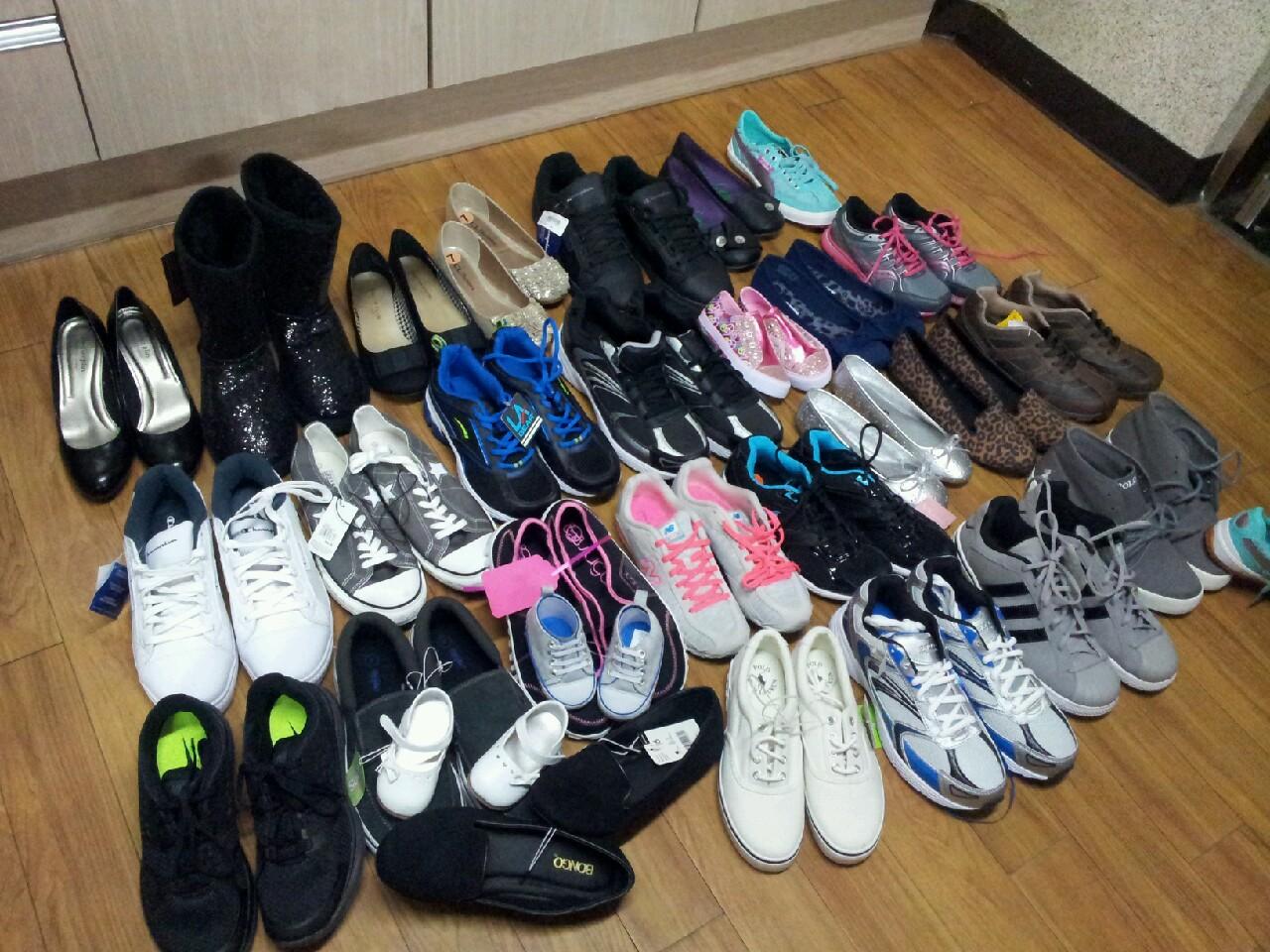 30 pairs!